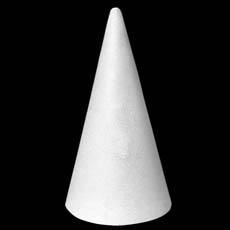 Polystyrene Cone 260mm
