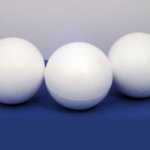 Polystyrene-ball